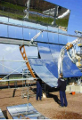 Montaggio dei collettori solari