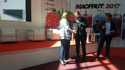Macfrut Innovation Award 2017